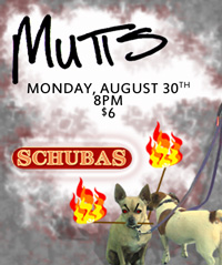 Mutts at Schubas in Chicago