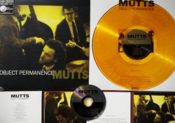 Object Permanence vinyl and CD image