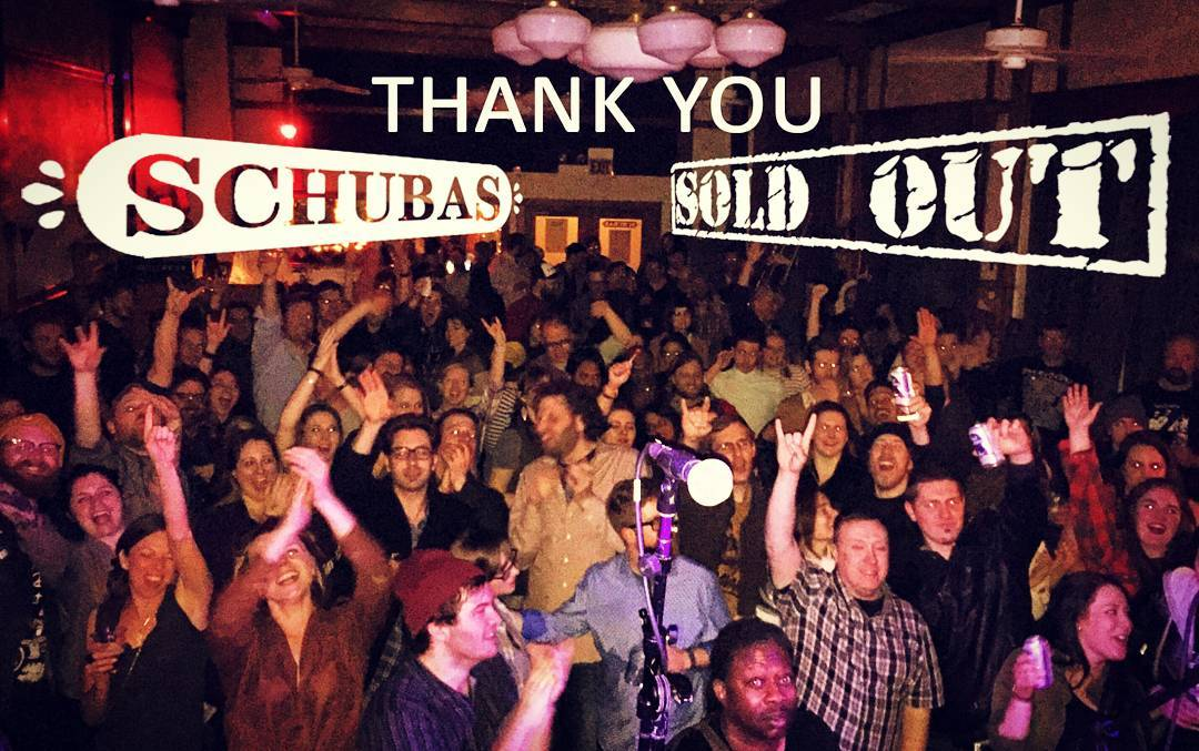 Schubas Tavern, Southport, Chicago