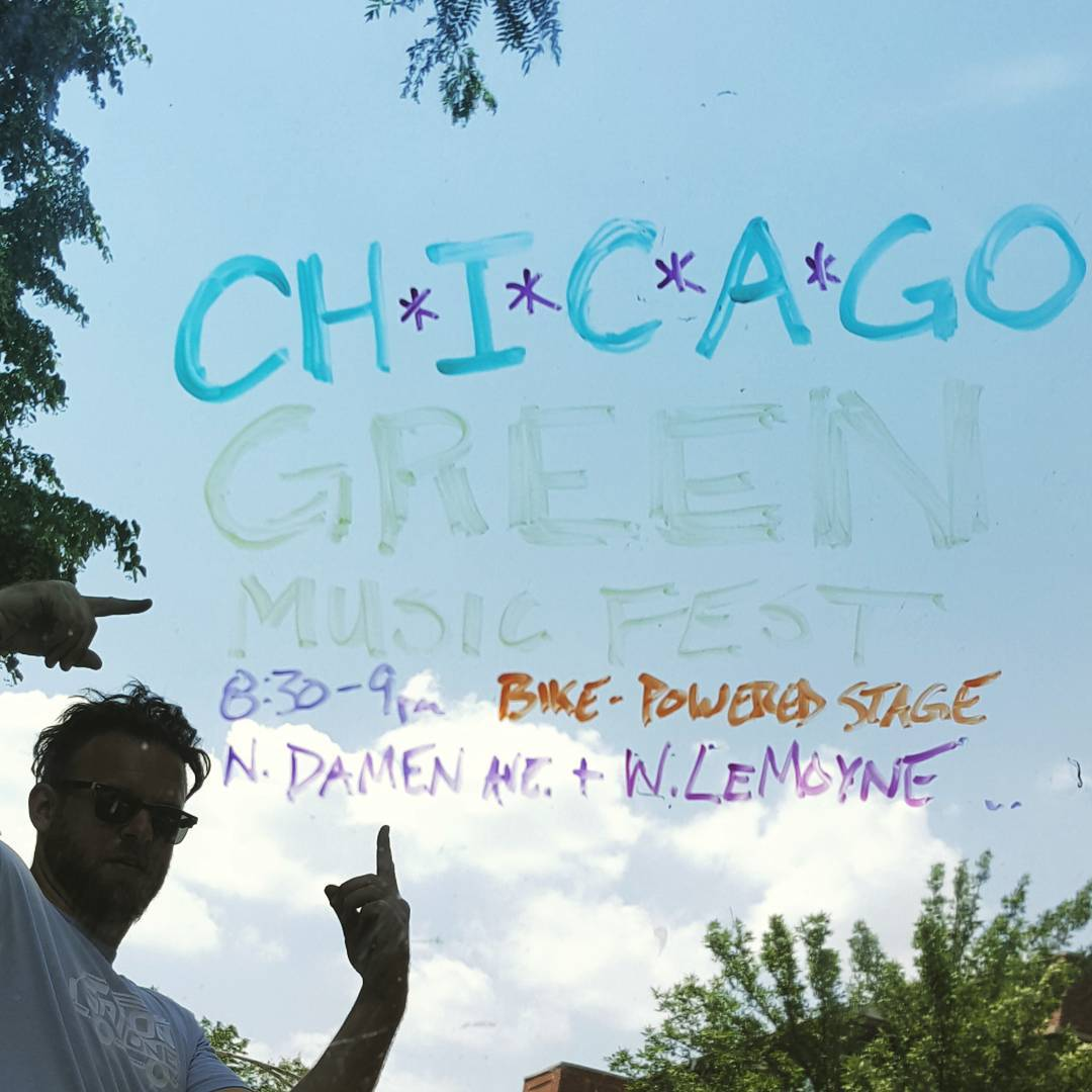 Green Fest At Wicker Park