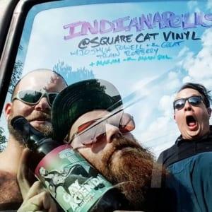 Square Cat Vinyl