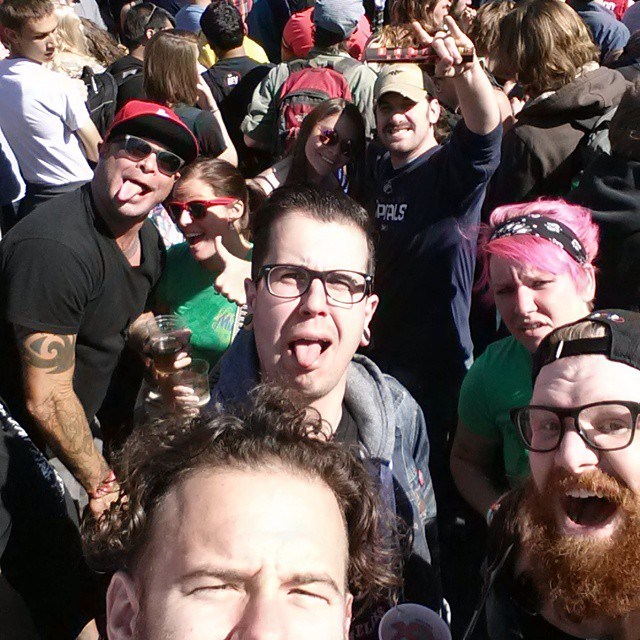 Mutts at Riot Fest