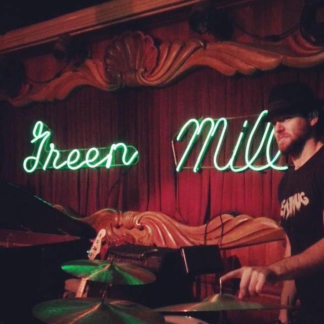 Slamming the Green Mill for Paper Machete, NOW