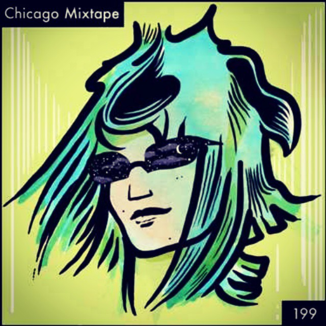 Our new tune's on @chicagomixtape w @archiepowell & @thekickback: http://chicagomixtape.com/mixtape/199 @metrochicago preview!