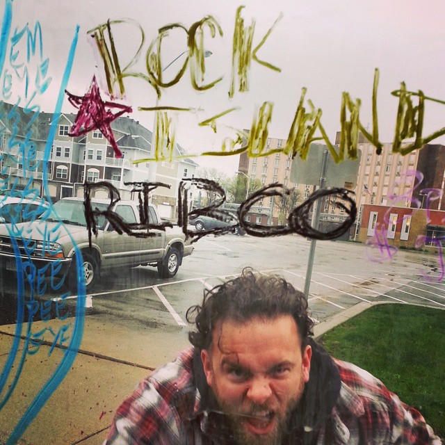 Back in the Quad Cities tonight at @ribcobrewing 8pm $5