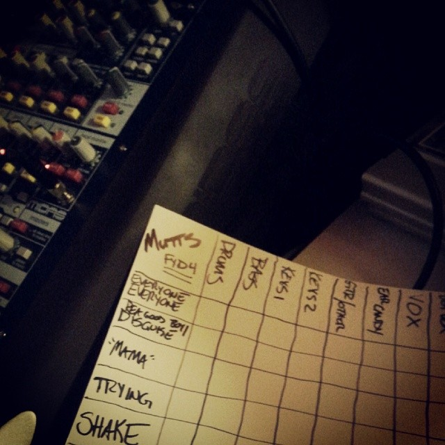 Day 1: here we go again! Time to make a record.